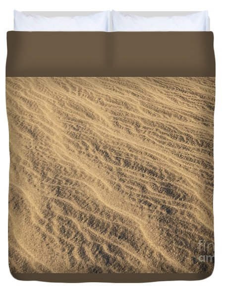 Wind Tracks Duvet Cover