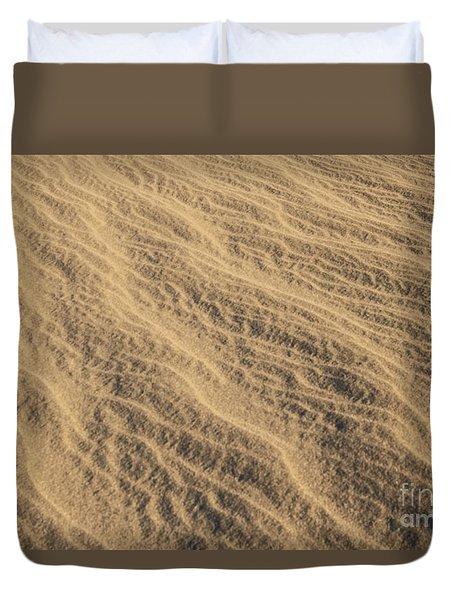 Wind Tracks Duvet Cover