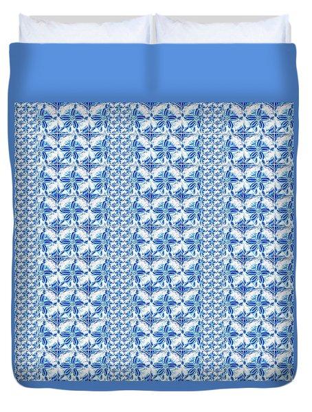 Sand Dollar Delight Pattern 2 Duvet Cover
