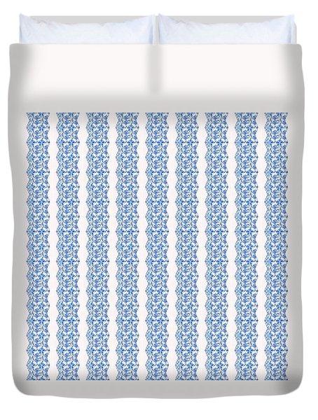 Sand Dollar Delight Pattern 5 Duvet Cover