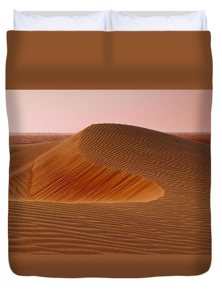 Sand Dune Duvet Cover