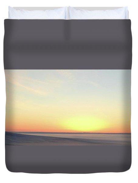 Sand Painting 3 Duvet Cover