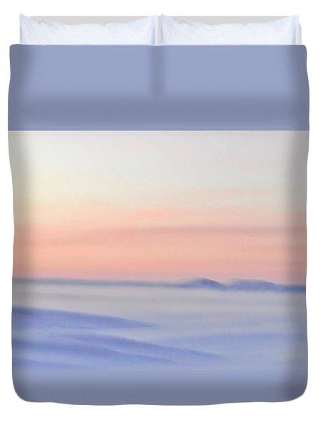 Sand Painting Duvet Cover
