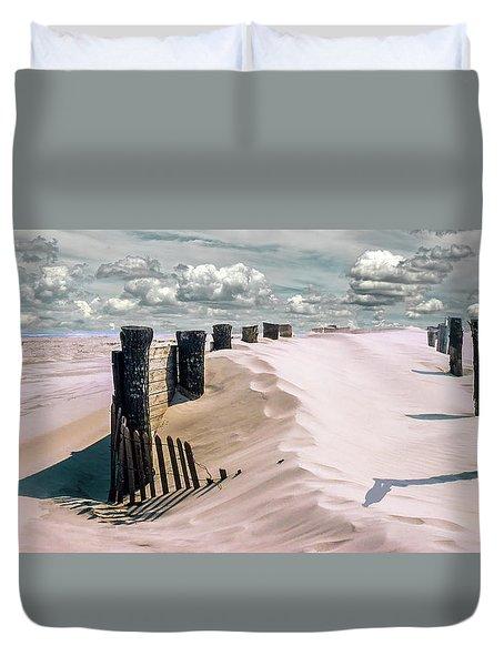 Sand Duvet Cover