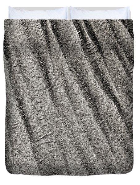 Sand Waves Duvet Cover