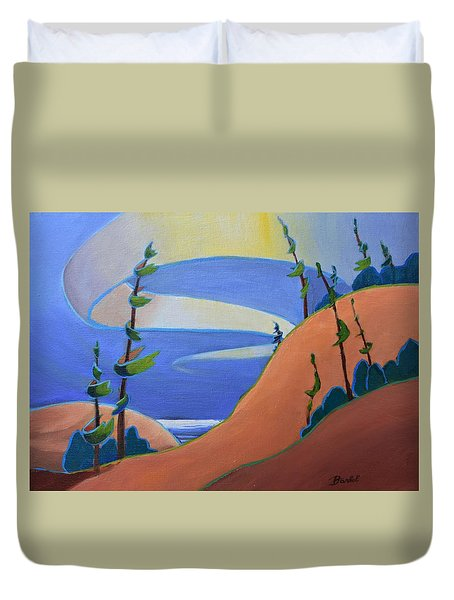 Sandbanks Duvet Cover