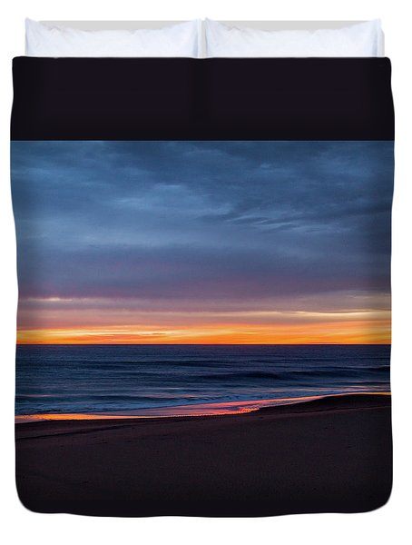 Sandbridge Sunrise Duvet Cover