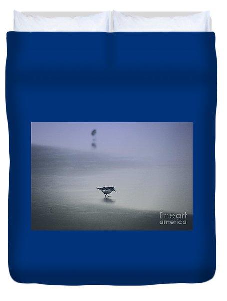 Sanderling Duvet Cover