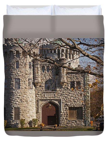 Sands Point 3 Duvet Cover