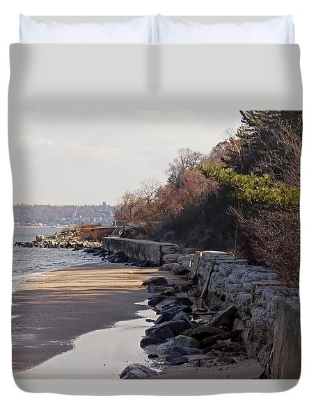 Sands Point Shore 2 Duvet Cover