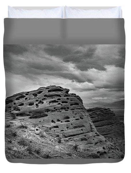 Sandstone Butte Duvet Cover