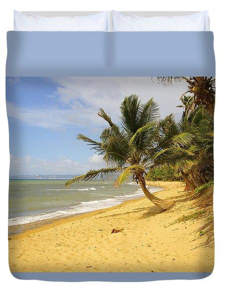 Sandy Beach II Duvet Cover