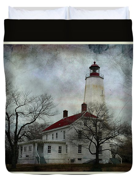 Sandy Hook 4 Duvet Cover