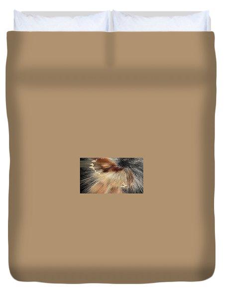 Sandy Light Speed Duvet Cover