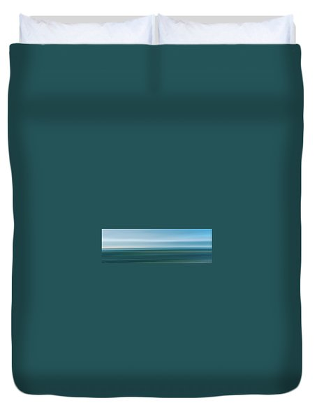 Sandy Neck 1 Duvet Cover