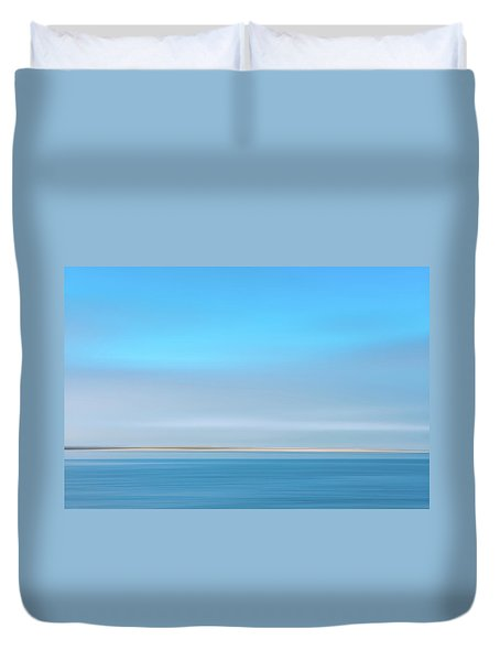 Sandy Neck 3 Duvet Cover