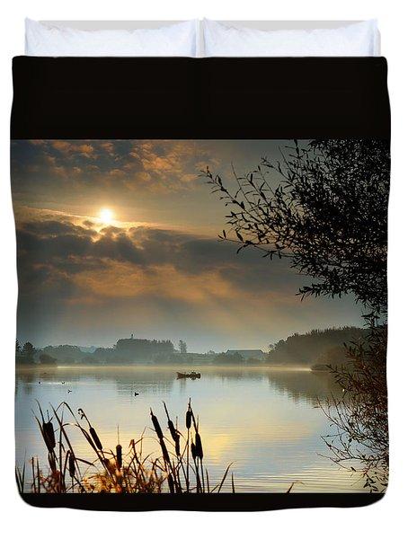 Sandy Water Park 1 Duvet Cover