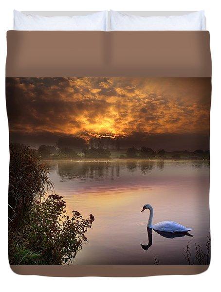 Sandy Water Park 2 Duvet Cover