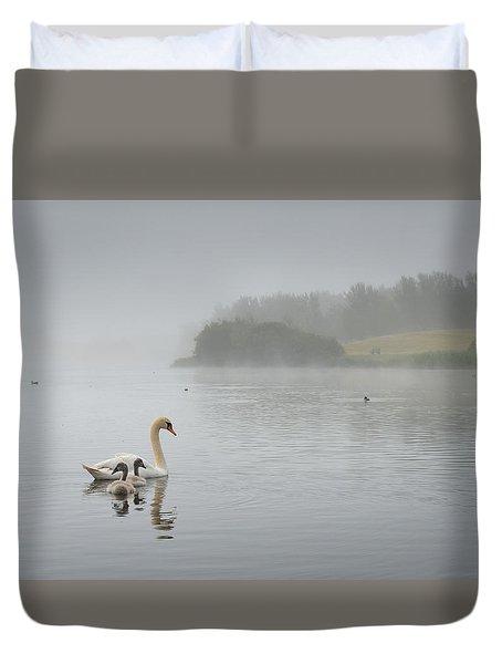 Sandy Water Park 3 Duvet Cover