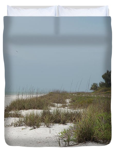 Sanibel Island Duvet Cover