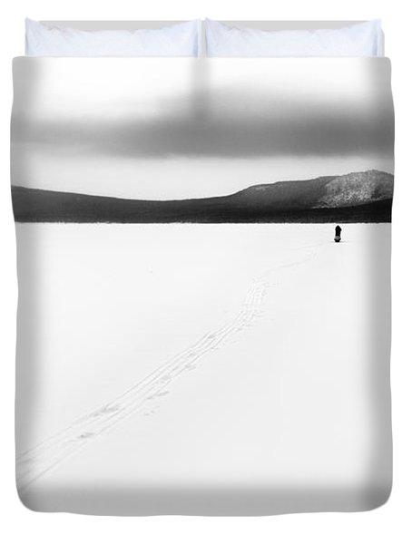 Sannikov Land Duvet Cover