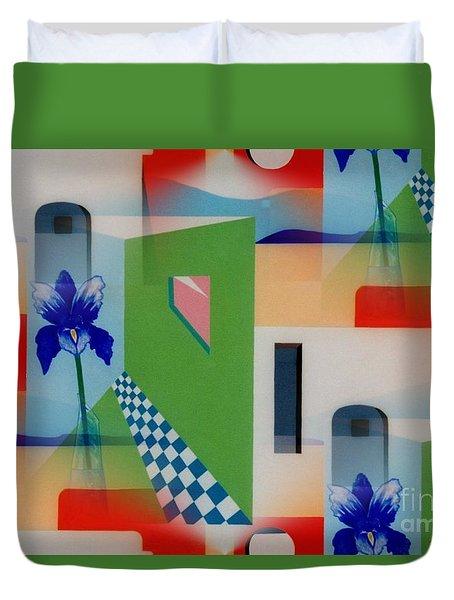 Santa Fe Adobe - #1 Duvet Cover