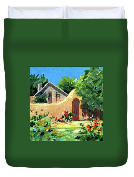 Santa Fe Sunlight  Duvet Cover