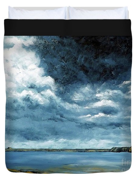 Santa Rosa Lake 6 Duvet Cover