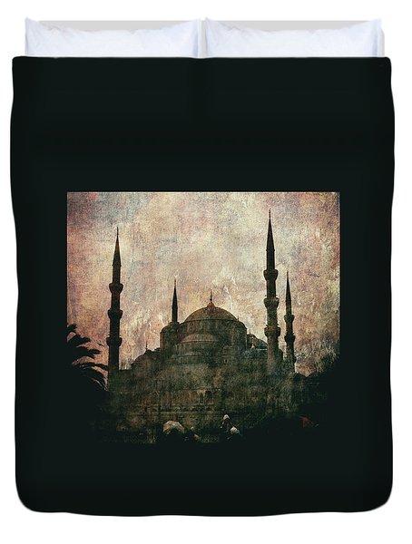 Santa Sofia - Istanbul Duvet Cover