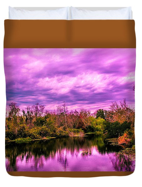 Duvet Cover featuring the photograph Sarasota Symphony 2 by Madeline Ellis