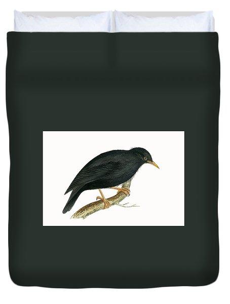 Sardinian Starling Duvet Cover