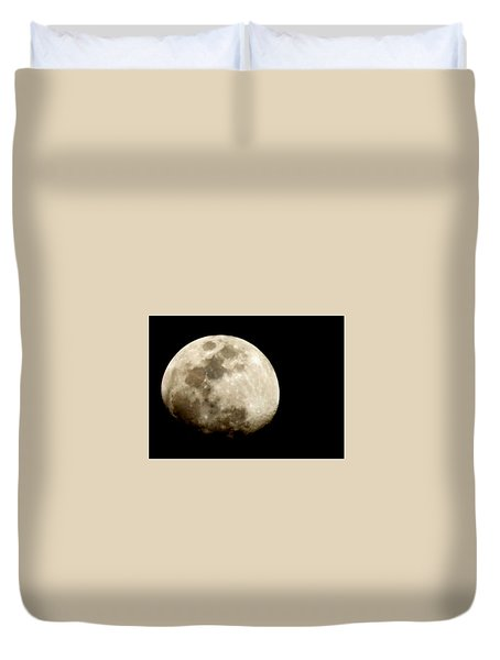Satellite Serenade  Duvet Cover