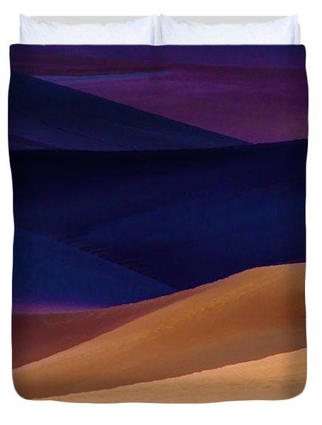 Saturation Duvet Cover