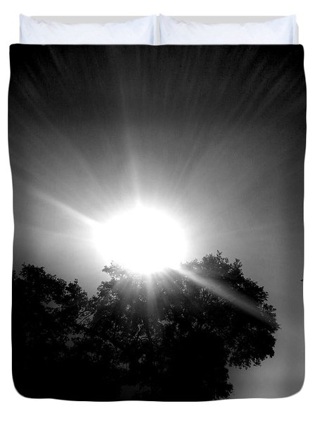 Saturday Sunshine On A Charleston Morning Duvet Cover