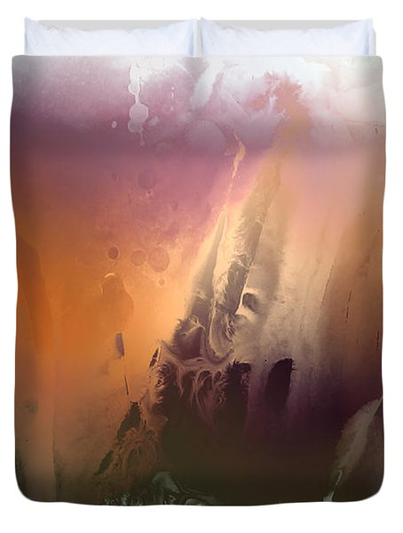 Master Of Illusions Duvet Cover