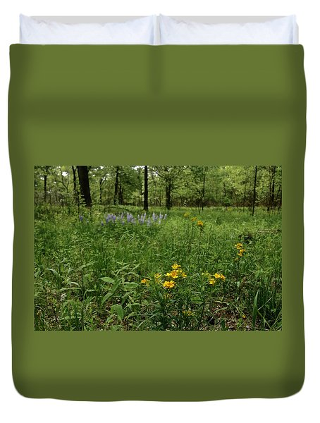 Savanna Duvet Cover by Tim Good
