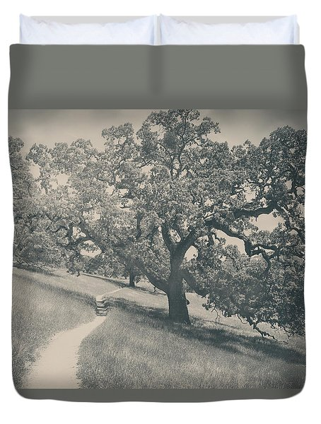 Say You Love Me Again Duvet Cover