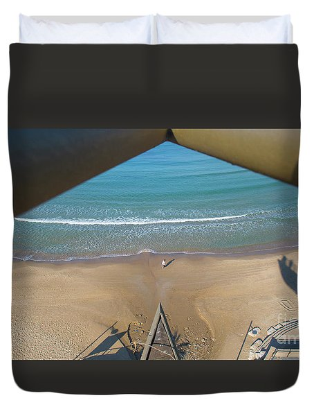 Scapes Of Our Lives #1 Duvet Cover