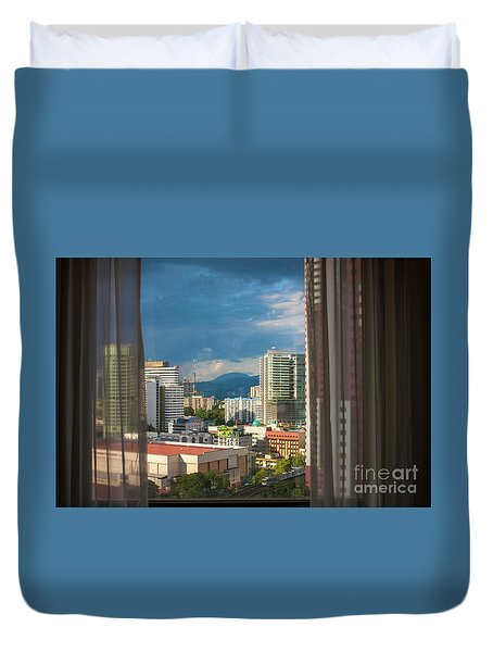 Scapes Of Our Lives #14 Duvet Cover