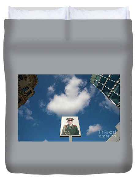 Scapes Of Our Lives #17 Duvet Cover