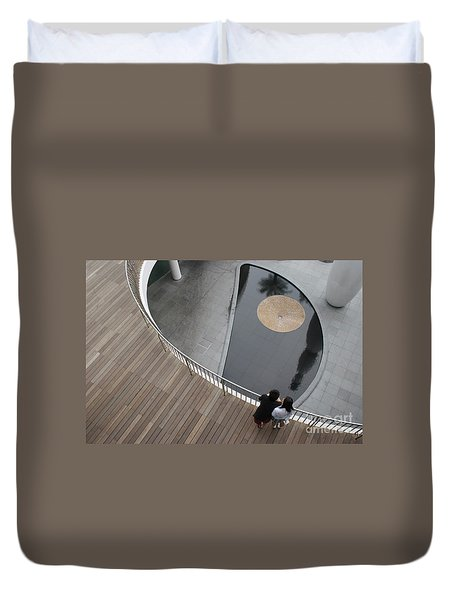 Scapes Of Our Lives #22 Duvet Cover