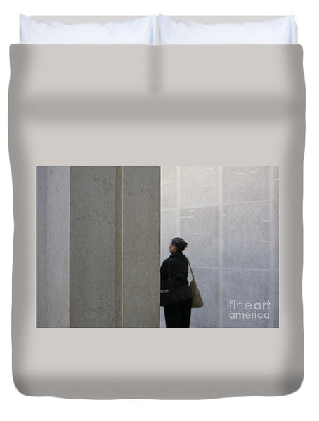 Scapes Of Our Lives #27 Duvet Cover