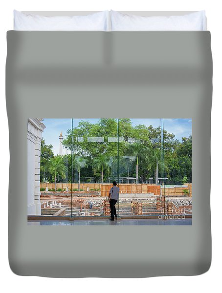 Scapes Of Our Lives #7 Duvet Cover