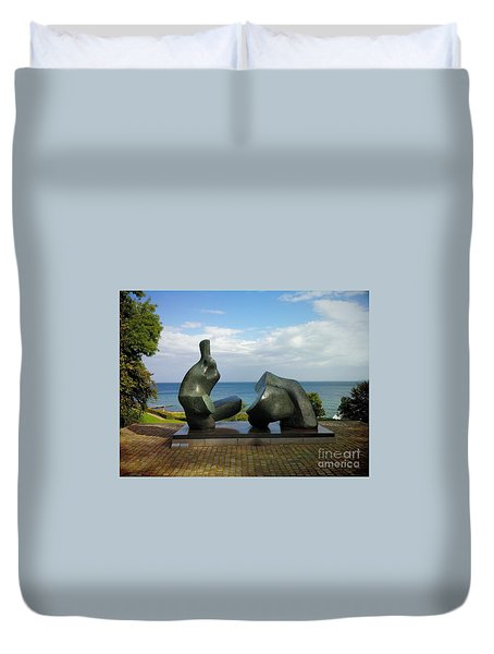 Scapes Of Our Lives #9 Duvet Cover