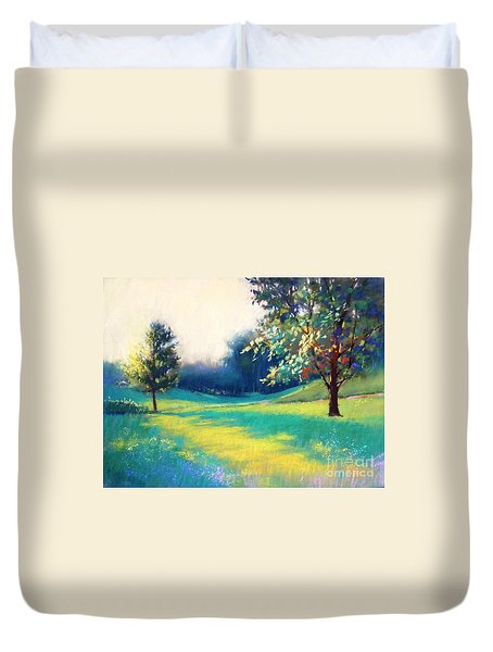 Scent Of The Fond Memory Duvet Cover