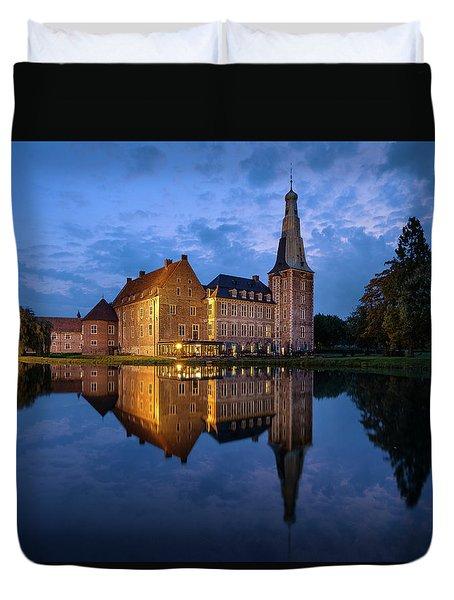 Schloss Raesfeld Duvet Cover