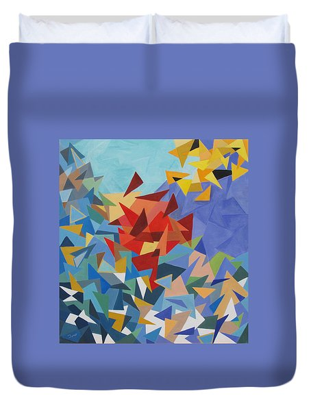 Scintillation Duvet Cover