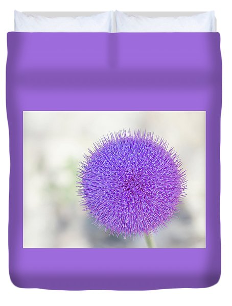 Scotch Thistle  Duvet Cover