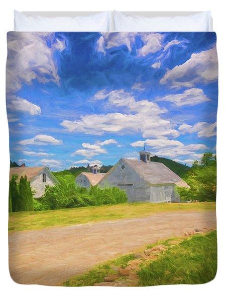 Scott Farm Vista Duvet Cover