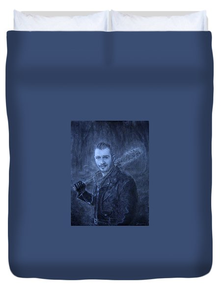 Scott James Duvet Cover